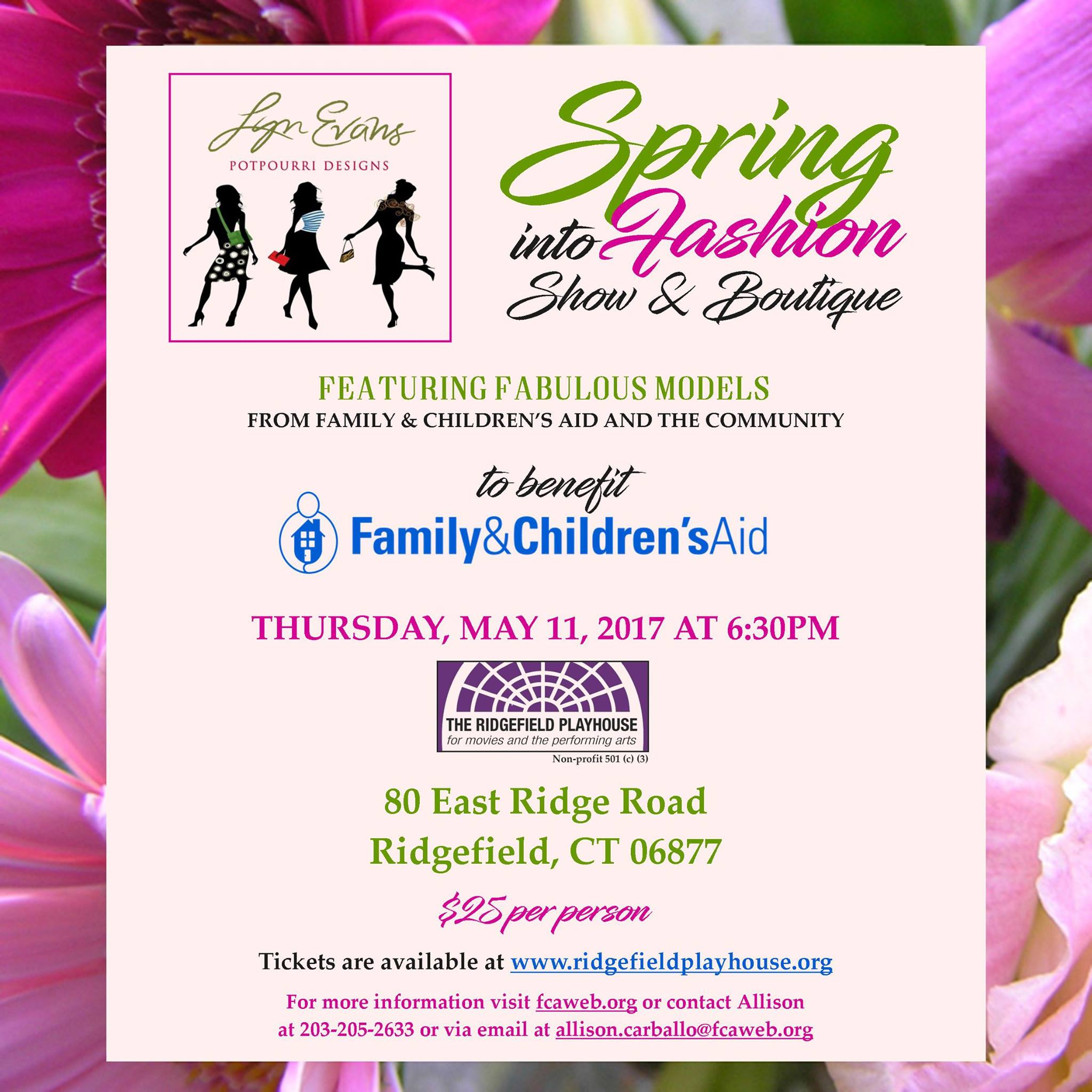 Spring into Fashion Show & Boutique