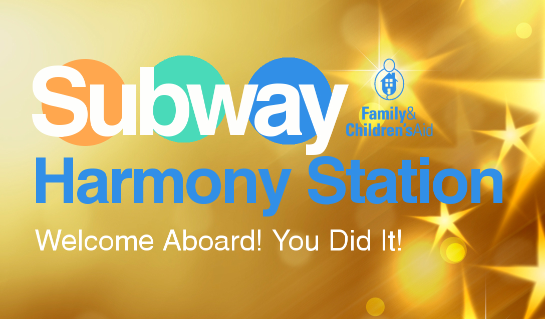 Harmony Station Golden Ticket