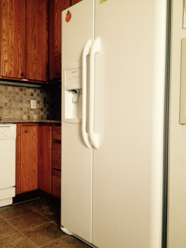 New refrigerator for Harmony House